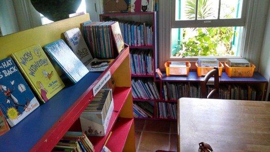 Haynes Library: Children's room