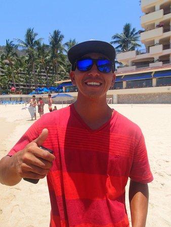 Barcelo Puerto Vallarta: Ramiro-He was a fantastic guide!