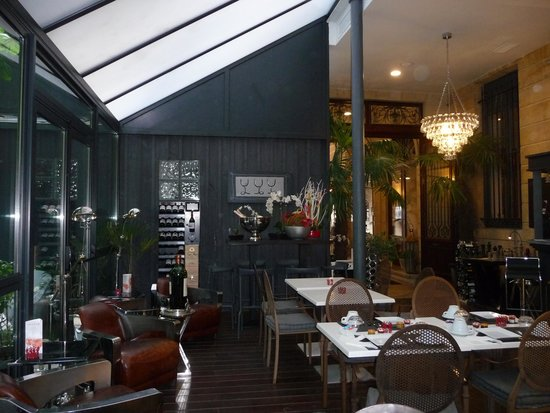 Le Boutique Hotel : Breakfast room