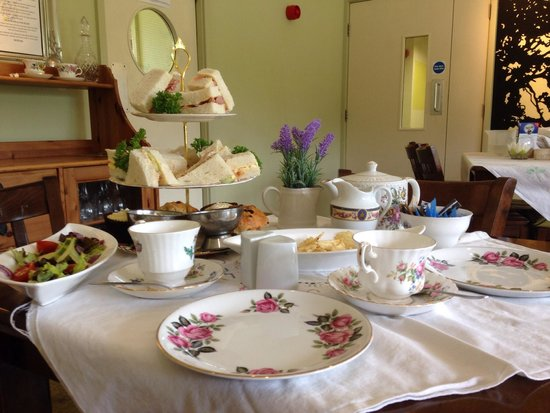 Rumbles - Vicar Water Country Park: Afternoon Tea @ Rumbles