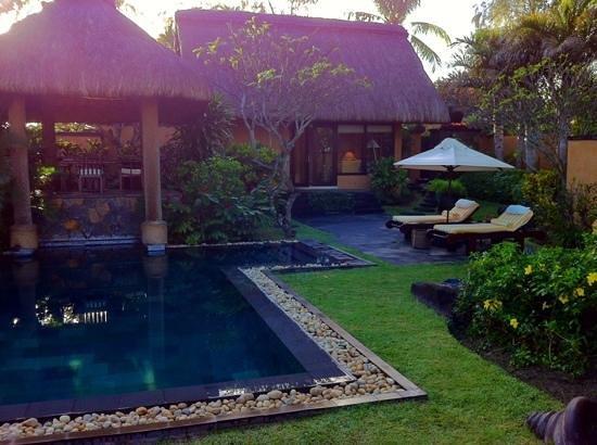 The Oberoi, Mauritius: villa avec piscine