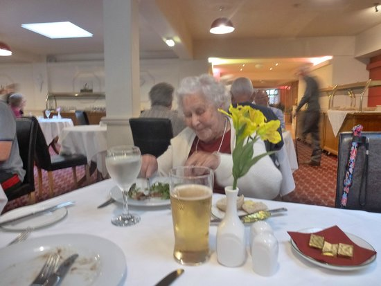Norfolk Lodge Hotel : dinning room
