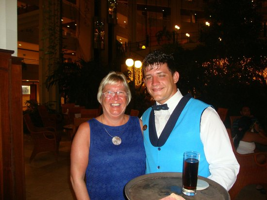 Blau Varadero Hotel Cuba: lobby bar
