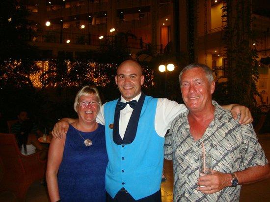 Blau Varadero Hotel Cuba: loby bar