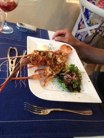 Rompeolas Restaurante - Fuerteventura -: Lobster