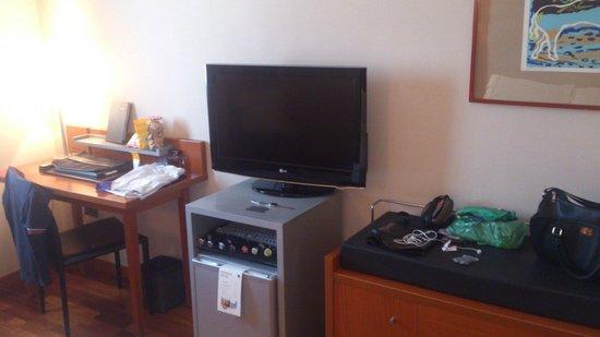 AC Hotel Murcia: tv de 32''