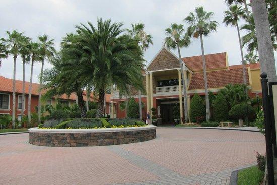 Legacy Vacation Resorts: Lobby Area