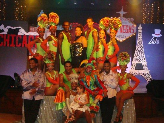 Blau Varadero Hotel Cuba: show