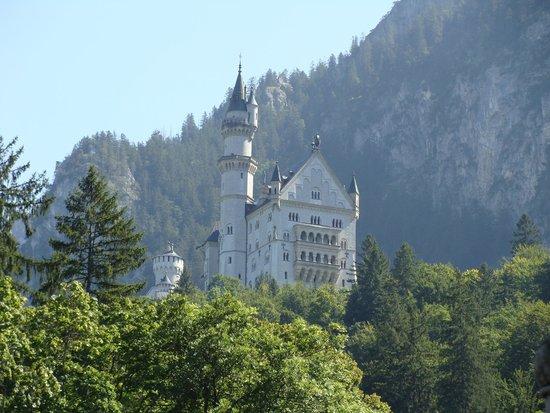 Castillo de Neuschwanstein: Neuschwanstein