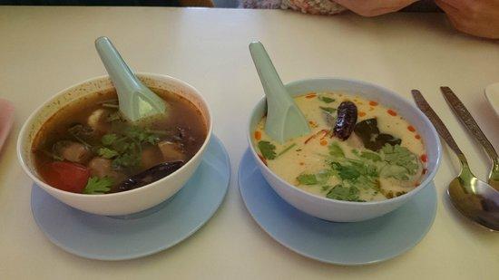 Deli Bird : soep