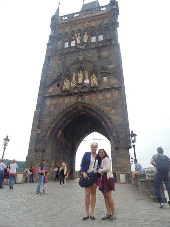Prague Extravaganza Free Tour: Me and Klara