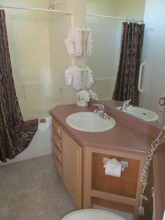 Sedona Pines Resort : Bathroom