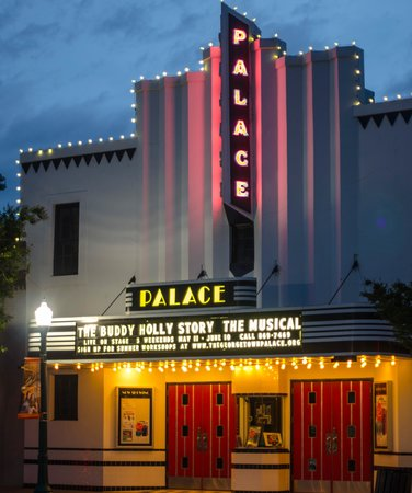 Georgetown, TX: Catch A First Class Live Musical Play At The Palace Theater!