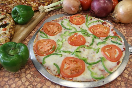 Crusted Creations 616: Custom Build Your Own Pizza