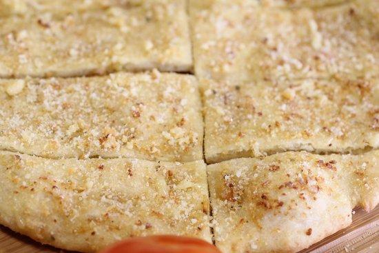Crusted Creations 616: Garlic Flatbread