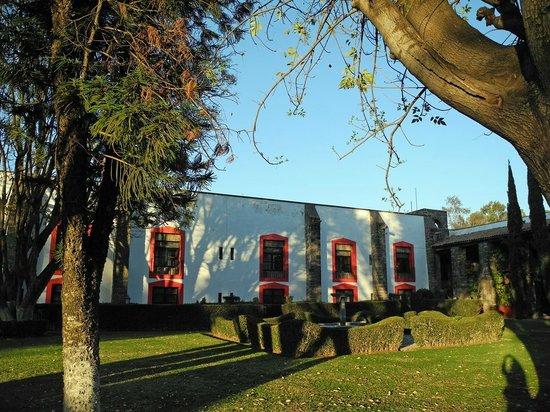 Mision San Gil: Blick in den Garten