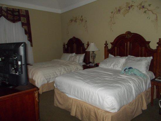 South Coast Winery Resort & Spa: Delux Queen Villa