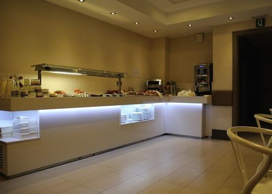 Musik Boutique Hotel: breakfast room