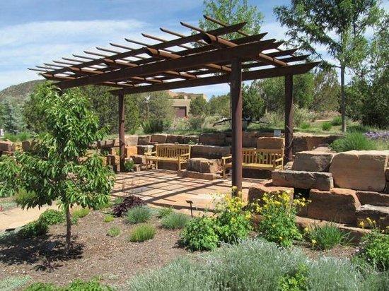 Santa Fe Botanical Garden: Ramada