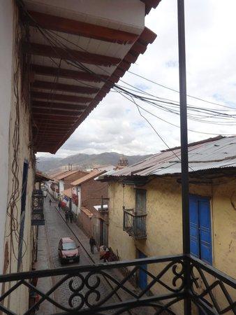 Novotel Cusco : balcony