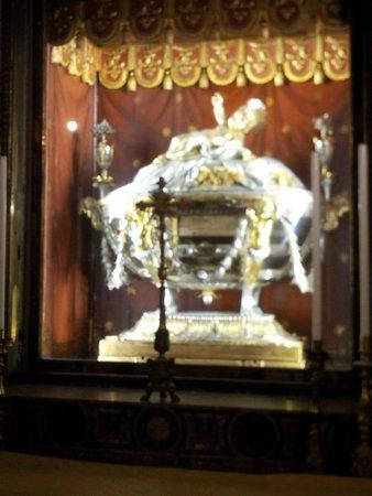 Basilica di Santa Maria Maggiore : urna