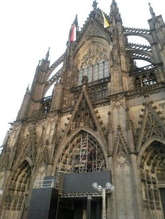 Кельнский собор cologne cathedral