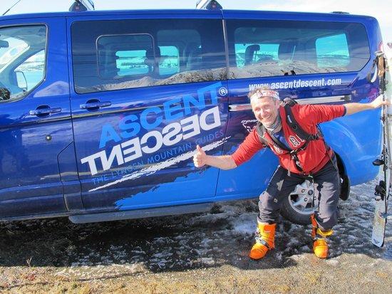 Ascent Descent The Lyngen Mountain Guides