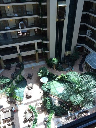 Embassy Suites by Hilton Indianapolis - North: View from 6th floor