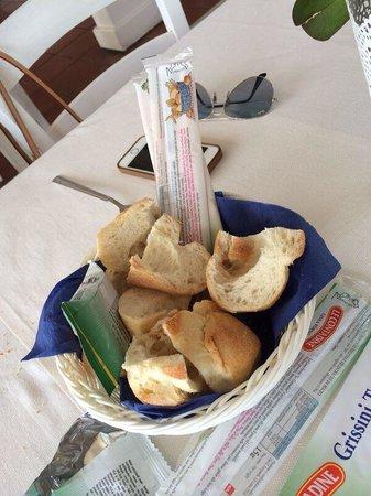 Il Capitano Achab: Cestino del pane o_O