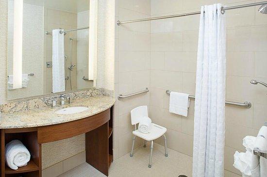embassy suites by hilton destin miramar beach ada roll in shower