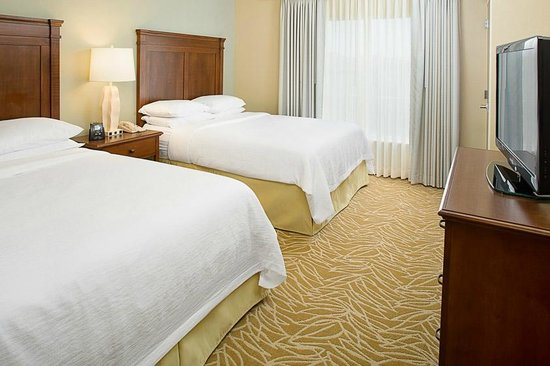 Embassy Suites by Hilton Destin - Miramar Beach : Two Queen Bedroom