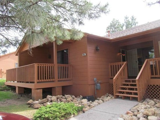 Wyndham Flagstaff Resort: Exterior of unit