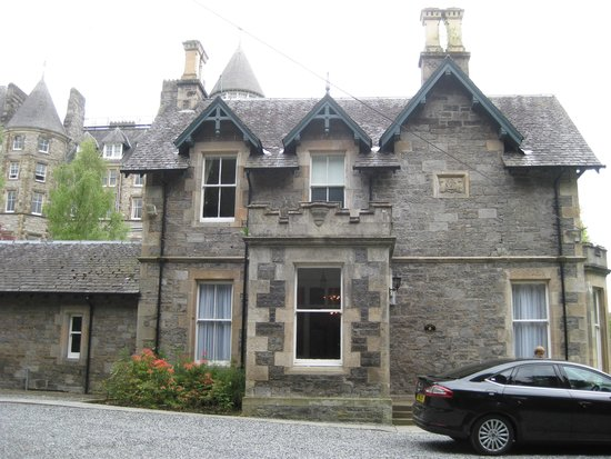Atholl Palace Holiday Lodges