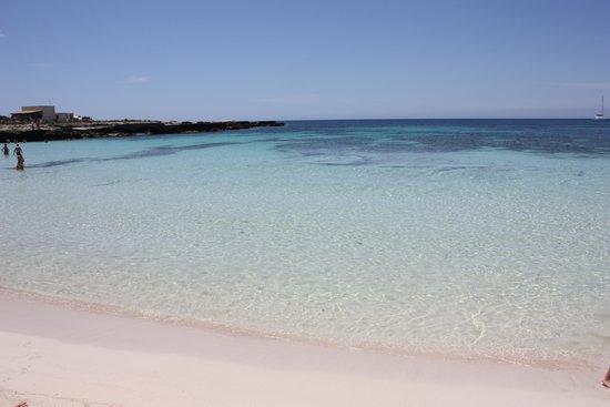 Residence Lido Burrone : spiaggia lido Burrone
