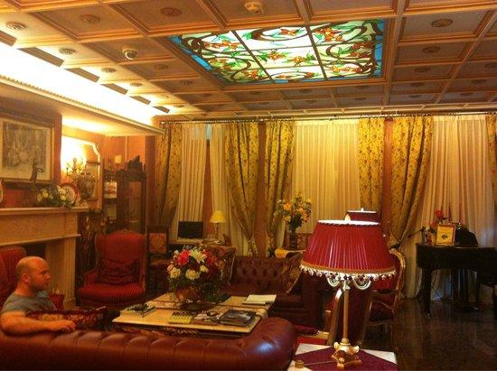 Hotel Vittoria: Bar