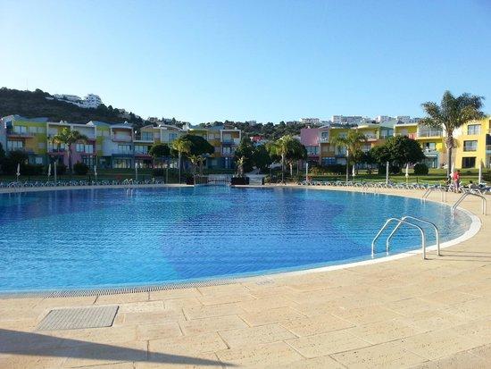 Apartamentos Turisticos da Orada: Main pool