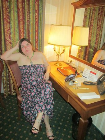 Korston Club Hotel Kazan: В номере