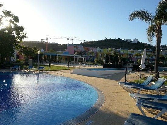Apartamentos Turisticos da Orada: Pool area