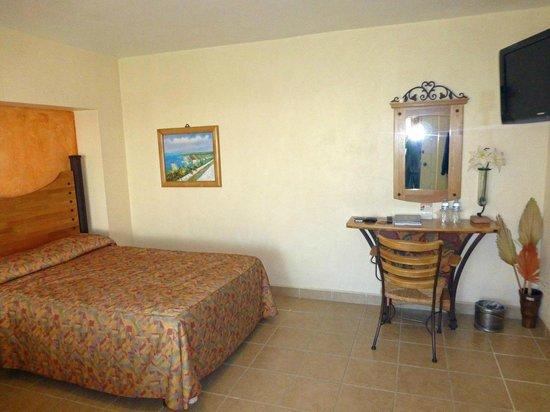 Mision San Miguel de Allende: Zimmer mit Schreibtisch