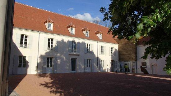 Chateau du Bost Hotel & Restaurant: Accueil