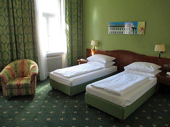 Mercure Secession Wien: Zimmer 425