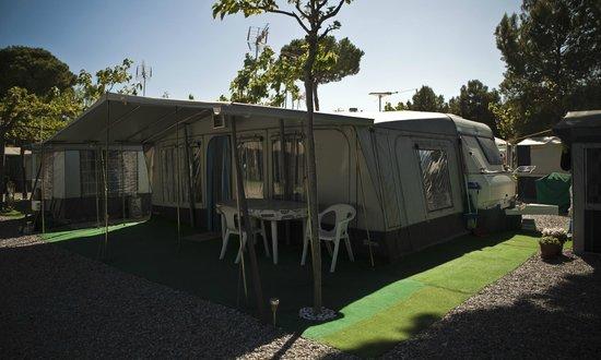 pitch & caravan: fotografía de camping estrella de mar