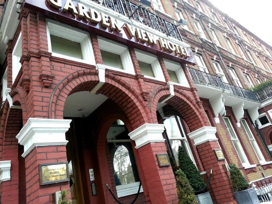 Garden View Hotel : the hotel