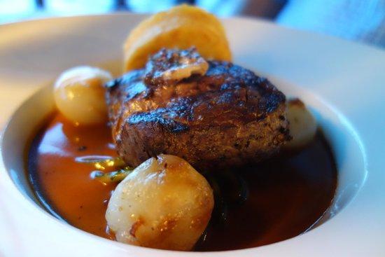 Kampa Park Restaurant : Wonderful evening at Kampa Park