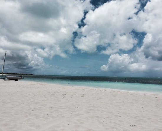Gansevoort Turks + Caicos: Beautiful, pristine beach