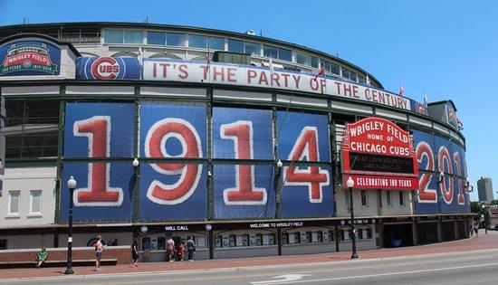 Wrigley Field: 1914 To 2014