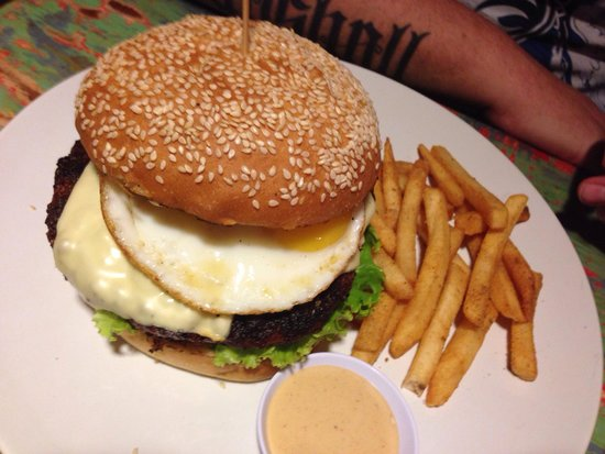 Wacko Burger Cafe: Wacko Massive Attack