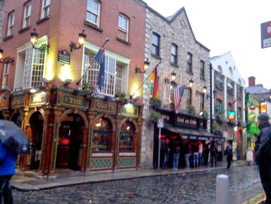 Oliver St. John Gogarty's Hostel: Temple Bar