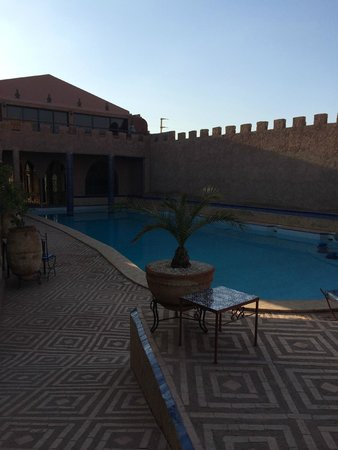 Kasbah Le Mirage: Swimming Pool