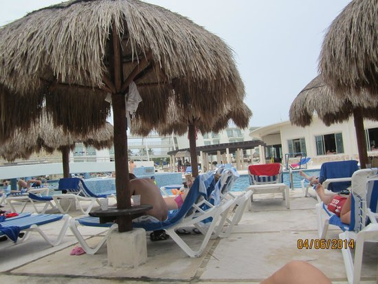 Grand Sirenis Riviera Maya Resort & Spa : Pool